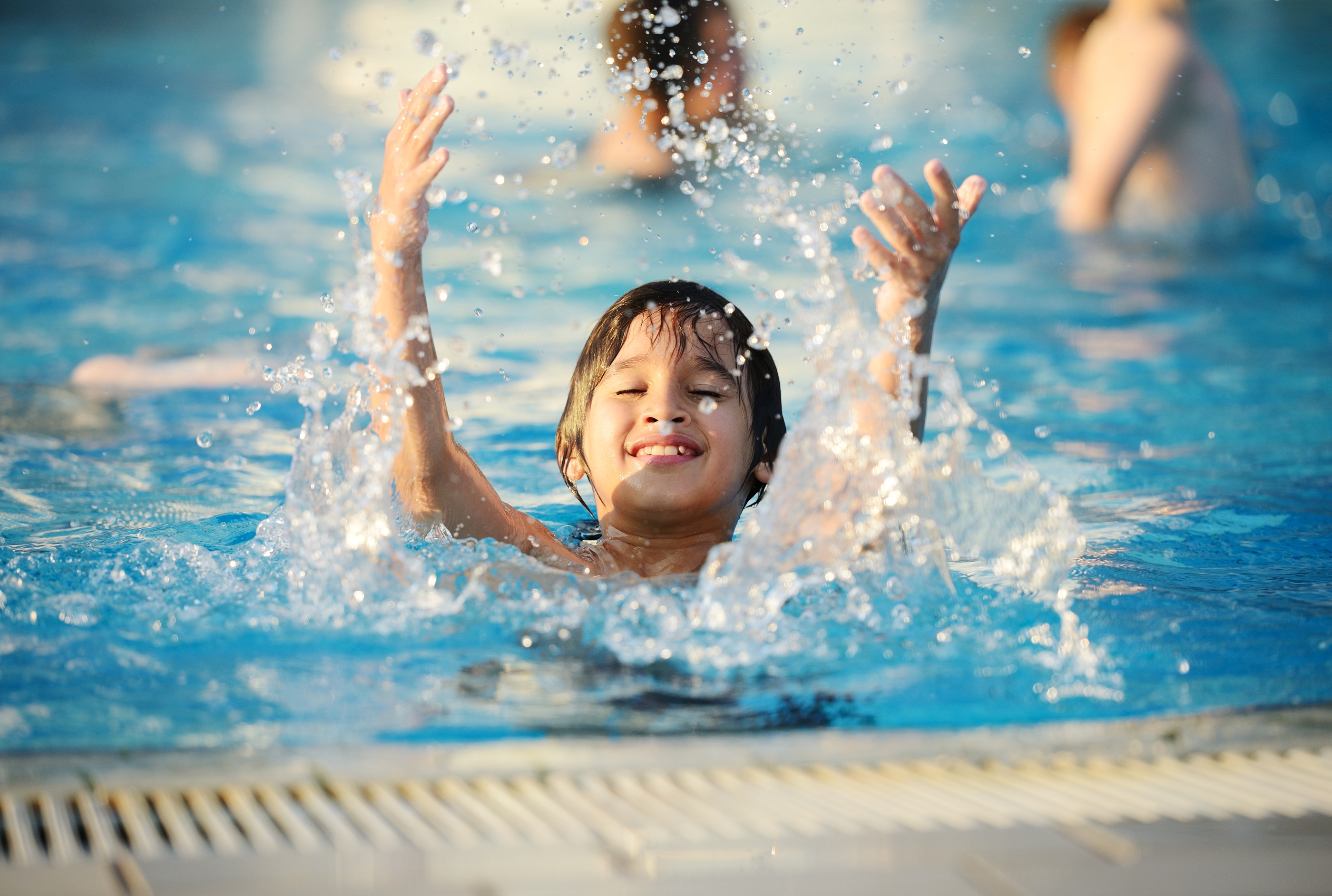 How to Keep Kids Safe Around the Pool This Summer
