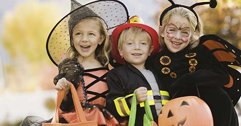 Halloween Safety Tips for the Family
