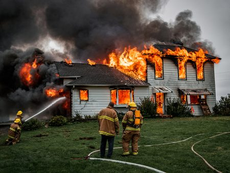 Four Tips to Prevent Home Fires