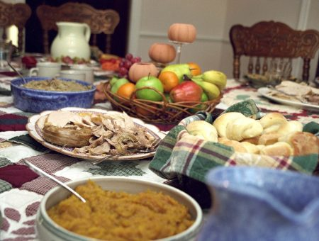 Thanksgiving Food Hazards